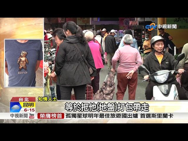 """黑幫盤踞士林夜市 天道盟""""內鬥""""危攤商"""