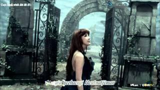Vietsub+Kara MV Don't cry   Park Bom HD