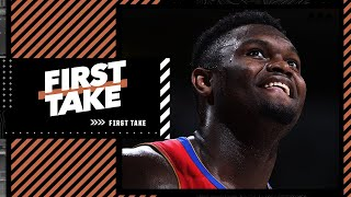 Should the Pelicans trade Zion Williamson to the New York Knicks?   First Take