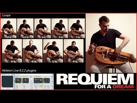 Baixar REQUIEM FOR A DREAM Cover - Electro Hurdy-Gurdy - Ableton Live - Vielle à roue