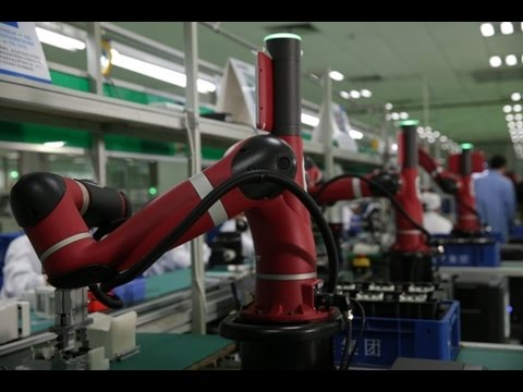 Rethink Robotics' Sawyer Driving Smart Manufacturing for Chinese Market Leader, Wasion Group