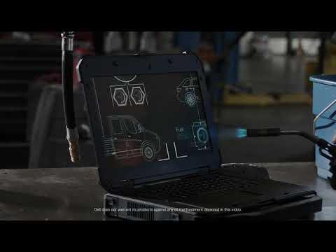 Dell Rugged Vs. The Auto Shop