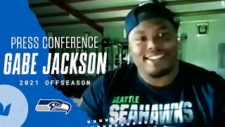 Gabe Jackson 2021 Offseason Press Conference