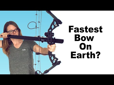 Is this bow the technical answer to Lars Andersons archery style?