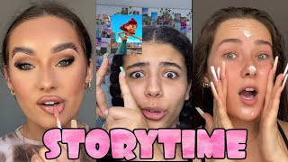 Makeup Storytime Tiktok Compilation!