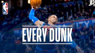 Every Dunk From the 76ers vs. Thunder Game   January 28, 2018