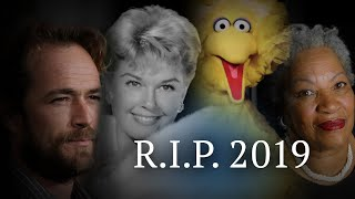 R.I.P. 2019 Year in Review: Celebrities who died this year | Legacy.com