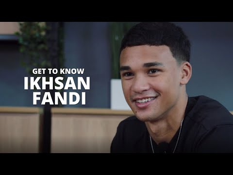 Get to know Ikhsan Fandi | MDIS Interview