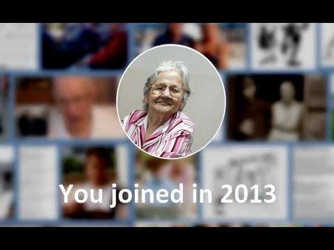 Edith's Facebook Look Back Movie - PARODY COMEDY