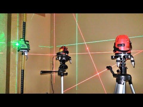 Как выбрать лазерный уровень для ремонта квартиры и не только photo