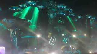Tomorrowland 2018. The story of Planaxis. Martin Garrix Forever