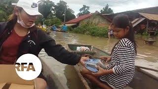 Flooding in Laos Kills 14 | Radio Free Asia (RFA)