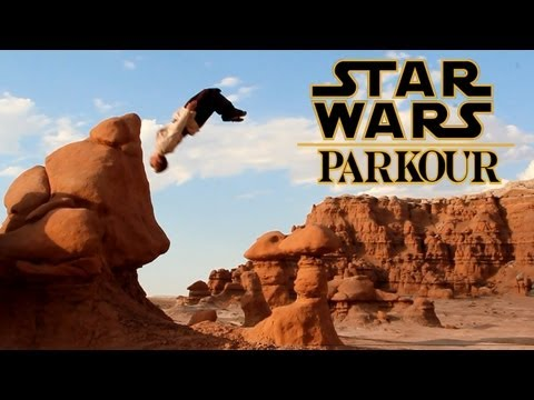 Star Wars Parkour