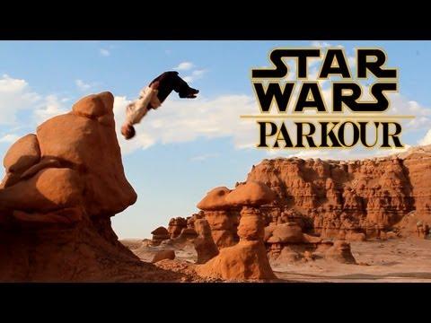 Star Wars Parkour