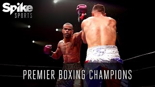 Rodriguez vs. Seals Highlights - Premier Boxing Champions
