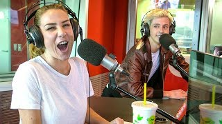 Troye Sivan smashes Kate Ritchie in Quick Draw!