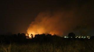 Tin nhanh 24/7 - Cháy 11 giờ tại kho đạn cũ, nhiều tiếng nổ long trời
