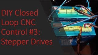 NVUM CNC Controller setting it up with the DQ860MA Micro stepper