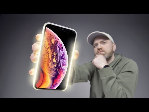 The Flashiest Smartphone Ever...