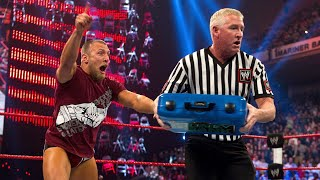 Every successful Money in the Bank cash-in: WWE Playlist