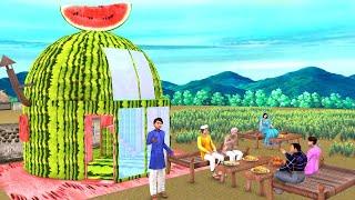 Watermelon Restaurant Funny Comedy Video हिंदी कहनिया Hindi Kahani Stories Hindi Comedy Video