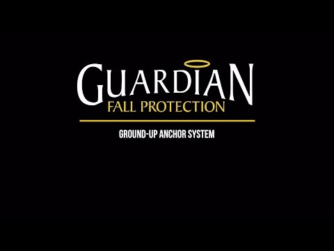 Guardian Fall Protection Ground Up Anchor