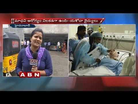 Madhavi health normal, say docs; Hyd. Yashoda latest bulletin