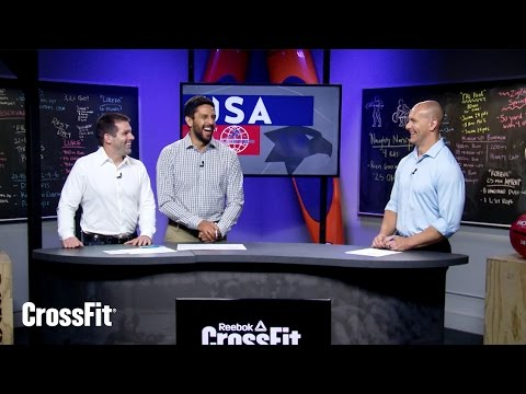 Update Show: USA Team Announced for CrossFit Invitational