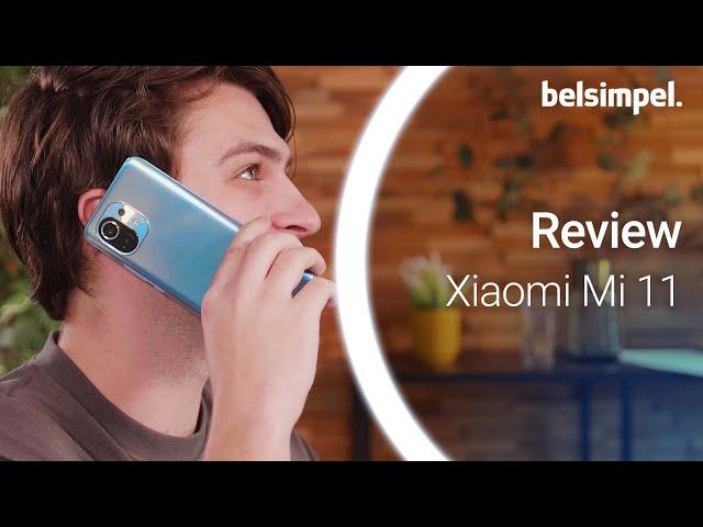 Belsimpel-productvideo voor de Xiaomi Mi 11 Lite 4G Roze