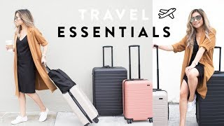 How to Pack Smarter: Travel Organization Essentials I Can't Live Without! Travel Hacks | Miss Louie