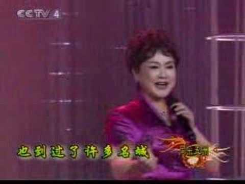 李谷一最近两首唱北京的歌