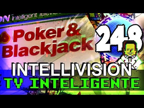La TV Inteligente - Las Vegas Poker & Blackjack (1979, Intellivision)