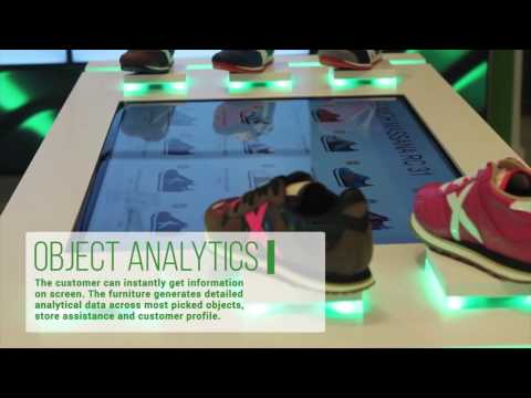 3   Object Analytics Shoes - Smart Boutique 2016