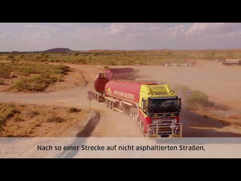 Die längsten Laster der Welt – Road Trains