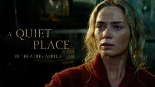 A Quiet Place (2018) - Big Game HD