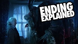 KRAMPUS (2015) Ending Explained