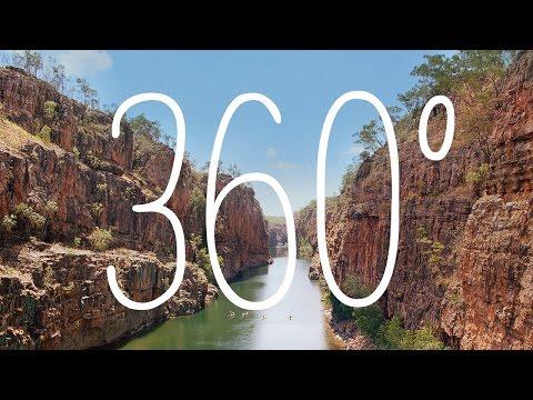 360: Katherine Gorge, Northern Territory, Australia