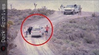 What happens when you try to breach Area 51? (Caught on Video!)