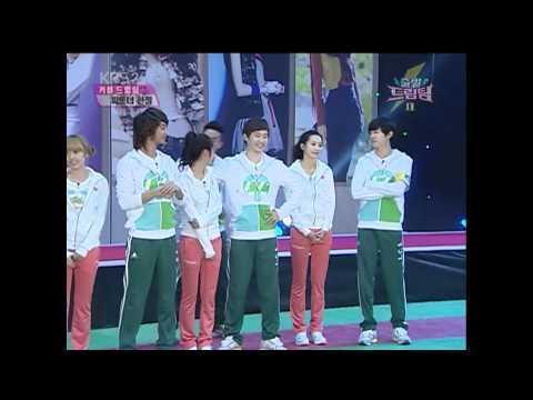 100321 Minho & Jessica moments
