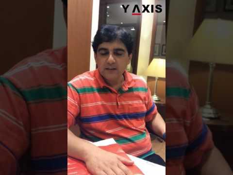 Hyder Agha Canada Visit visa PC Vaibhavi Ghawalker
