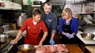 WaGrown BBQ S2E3: BBQ Sauce & Rub at Ranch House BBQ