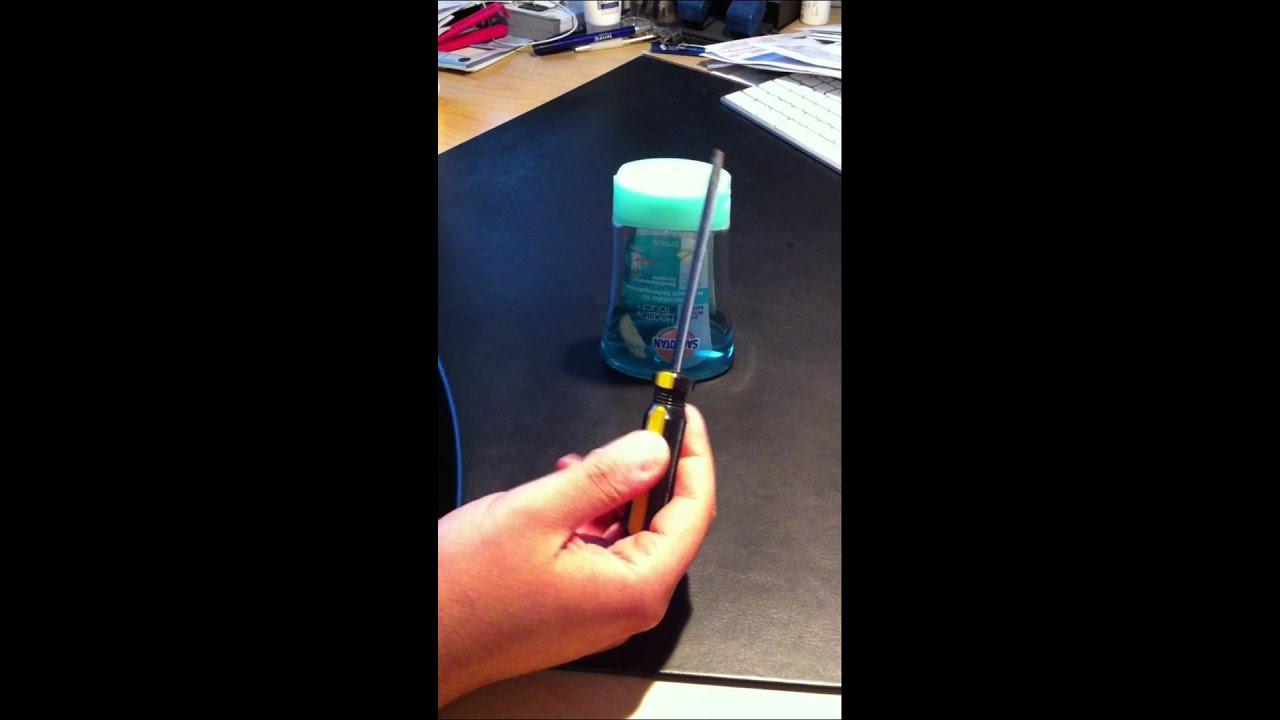 Sagrotan Seifenspender Selbst Nachf 252 Ll Fix Youtube