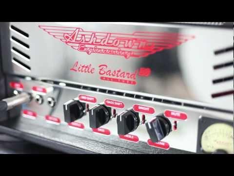 Ashdown Little Bastard 30W All Tube Bass Guitar Amp