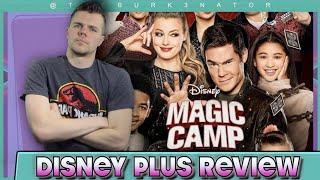 Magic Camp Disney Plus Movie Review