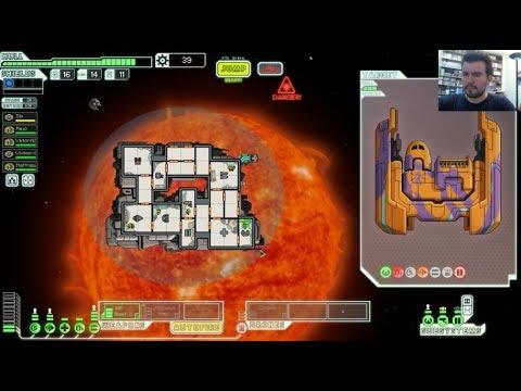 FASTER THAN LIGHT (PC) - Misión Espacial || Gameplay / Tutorial Básico FTL en Español
