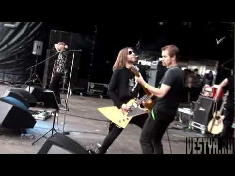 Рок над Волгой 2012 Би-2 - Последний герой (11.06.2012)