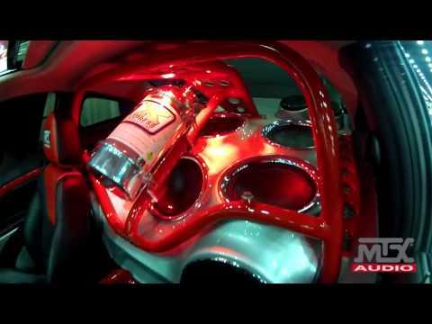 MTX Audio Chevy Cobalt SS