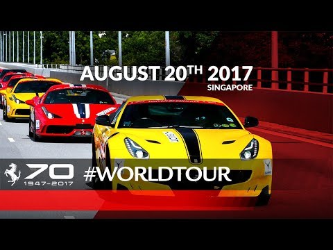 70 Years Celebrations ? Singapore, August 20 2017