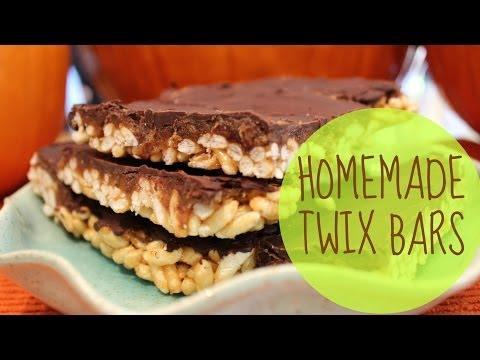 Healthy Halloween Vegan Chocolate Bars!