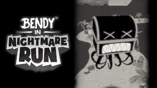 Defeating Chester on Nightmare Mode!! | Bendy in Nightmare Run